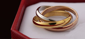 All jewellery is covered by our money-back guarantee