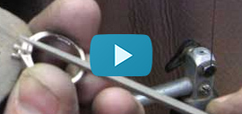 Play video of ring being manufactured