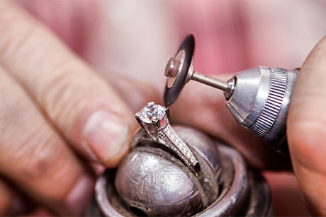 We manufacture our jewellery in-house and sell to you direct